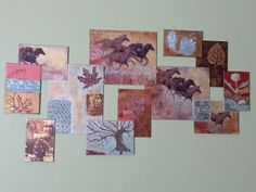 Tree Collage By:  Wendy Nord