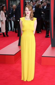 Best Dressed: Emma Stone (April 2014)