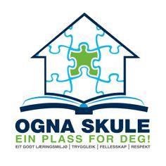 Vår nye logo design til Ogna Skule! #logokompaniet #LogoDesign