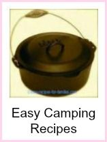 Easy Camping Recipes | Damper