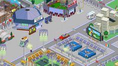 Coliseum - stadio duff - duff ring - stadio - stadio da basket - studios - ziff