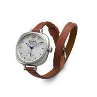 5f6a0dbdfa3 Shinola  The Gomelsky  Bracelet Watch Grey Leather Strap