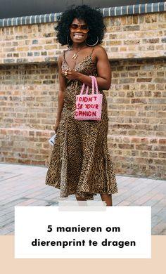 Het lijkt erop dat we voorlopig niet van de dierenprints afkomen. Sterker nog: de slangen-, luipaard en zebraprints lijken inmiddels de status van klassieker wel te mogen dragen.   Lente | Zomer | Fashion | Mode | Streetstyle Trends | Fashion Week | 2020 | Look | Outfit | Dierenprint | Luipaardprint | Zebraprint | Slangenprint | Croco | Stijl  | On Trend | Glamorous | Casual | Klassiek | Vrouwelijk | Dragen | Combineren | Stylen | Tips | Shoppen | Online  | Inspiratie | Meer Op Fashionchick