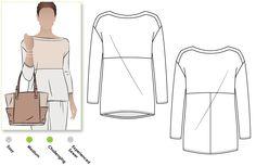 Malinda Knit Tunic