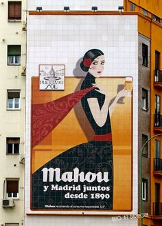 Mahou y Madrid unidos desde 1890
