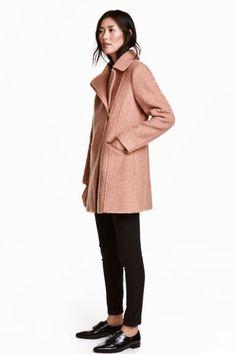 Abrigo en mezcla de lana | H&M