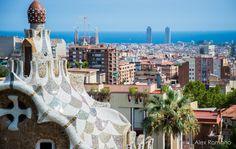 Barcelona rooftops   Flickr - Photo Sharing!