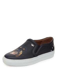 Givenchy Sneaker Slip Rottweiler  Halbschuhe billig günstig preiswert gut