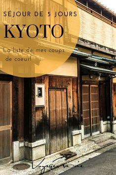 Visiter Kyoto au Japon Barbados Travel, Asia Travel, Solo Travel, World Beautiful Images, Blog Japon, Road Trip, Backyard Pool Landscaping, Blog Voyage, Packing Tips For Travel