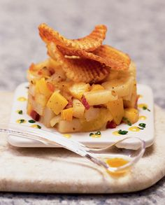 Idaho® Potato and Pumpkin Hash | Recipe on idahopotato.com