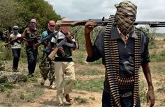 """Top News: """"Boko Haram Now Uses Fake National ID Card"""" - http://www.politicoscope.com/wp-content/uploads/2015/09/Nigeria-Headline-News-Boko-Haram-fighters.jpg - """"The general public should guard against patronizing unauthorized agents to obtain their national identification.""""  Col. Rabe Abubakar, Acting Director of Defence Information.  on Politicoscope - http://www.politicoscope.com/boko-haram-now-uses-fake-national-id-card/."""