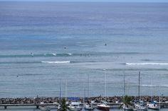 ペー吉のHawaiiな生活: 海はいいなぁ