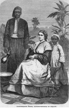 Тинне Александрина - Тинне, Александрина — Википедия