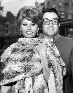 Sophia Loren & Peter Sellers