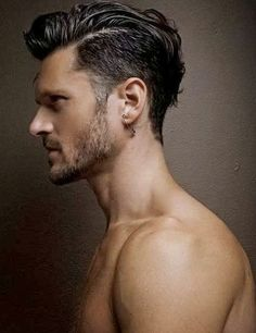 short haircuts 2015 mens faux hawk - Google Search