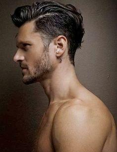 short haircuts 2015 mens faux hawk - Google Search