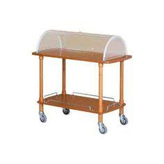 Carrello di servizio 2 piani ristorante cm. 110x55x107 RS7137 - Store4Restaurant Kitchen Cart, Home Decor, Kitchen Carts, Interior Design, Home Interiors, Decoration Home, Interior Decorating, Home Improvement