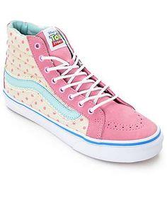 Toy Story x Vans Sk8 Hi Slim Bo Peep Shoes (Womens)