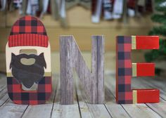 Items similar to Lumberjack First Birthday Party Decor - Paul Bunyan - ONE Letters Party Prop - Baby Lumberjack Cake Smash Party - Boy Party Photo Prop on Etsy Boy First Birthday, First Birthday Parties, Birthday Party Themes, Birthday Ideas, Birthday Fun, Lumberjack Cake, Lumberjack Birthday Party, Paul Bunyan, Party Fotos
