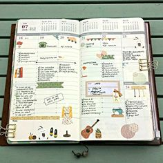 First week in dated insert😊 #midoritravelersnotebook #midori  #travellersnotebook #fauxdori #notebooks #notebook  #plannergoodies #planneraddict #plannerlove #planner #organiserlove #organised #organiser  #organiseraddict #stationerylove #stationeryadict #paperaddict #paperlove #papercrafting #vintagestickers #vintage #stickers #vintagestickers #washilove #washitape #washiaddict #papertape