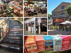 Markets in Cape Town - V&A Food Market - Photos by Rachel Robinson