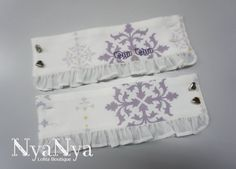 NyaNya Lolita [The Northern Cross - Cygnus] Lolita Wristcuffs