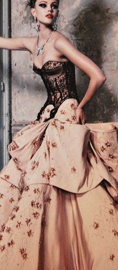Get inspired by the beauty of high couture fashion at Luxxu Blog