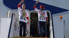 Rio Olympics 2016: Team GB's record breakers return home from Rio - BBC Sport