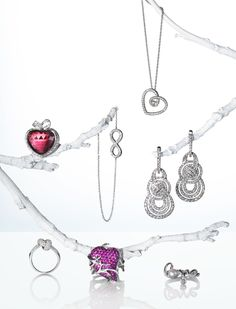 You Inspire Gifting: love tokens Jewellery Editor: Bettina Vetter Photographer: Dennis Pedersen
