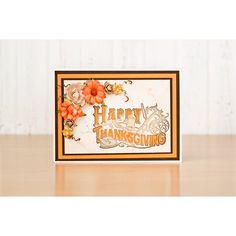 Tattered Lace Thanksgiving Die Collection - 5 Dies (150413) | Create and Craft
