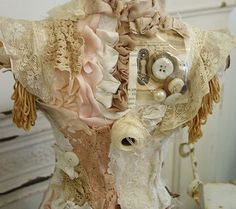 Backside of Dressform | Flickr - Photo Sharing!