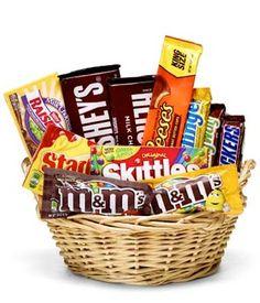 Festive family fruit basket fruits chocolates nuts 4995 candy gift basket negle Gallery