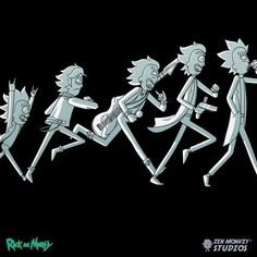 The Life Of Rick - Official Rick and Morty