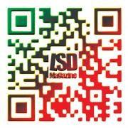 LSD magazine QR Code
