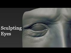 FSQT - Sculpting Eye Structure in ZBrush 4R8 - YouTube