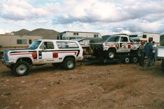 Old VORRA Desert Racing Photos | Off Road Action