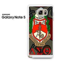Delta Sigma Theta Sorority Samsung Galaxy Note 5 Case