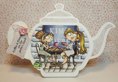 Kraftin Kimmie - Coffee and Friends