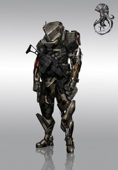 Commander Shepard by Theo Stylianides sttheo Robot Concept Art, Armor Concept, Character Concept, Character Art, Character Design Cartoon, Futuristic Armour, Commander Shepard, Cyberpunk Character, Cyberpunk Art