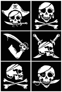 Jolly Roger / Pirate Flags