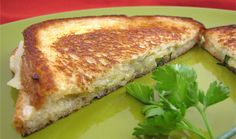Grilled Pickled Dubliner - ANYTHING that contains Dubliner gets a high from me.