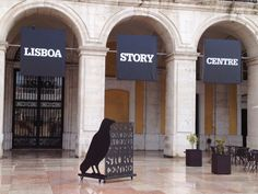 Fachada do Lisboa Story Centre