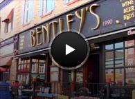 Bentley's is located on Ontario St. in Stratford, ON Stratford Ontario, Hotel Inn, Annex, Newfoundland, Lofts, Writers, Michigan, Restaurants, Road Trip