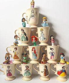 I adore this Disney Mug collection! Mugs of Disney I adore this Disney Mug collection! Mugs of Disney Disney Coffee Mugs, Cute Coffee Mugs, Cute Mugs, Casa Disney, Disney Rooms, Disney Cups, Pinturas Disney, Disney Kitchen, Disney Home Decor