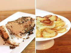 Runs With Spatulas: Cider-Roasted Pork Loin for Steph's Virtual Bridal Shower