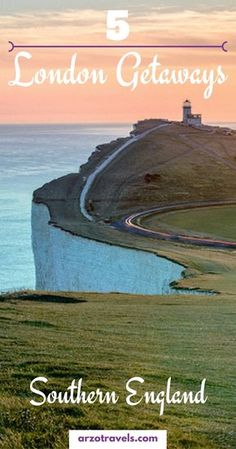 Explore the South Coast of England. 5 places that should be on your itinerary: Hastings, Dover, Canterbury, Eastbourne and Brighton. Because England is much more than just London. UK