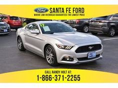 2017 Silver Ford Mustang  37569P 2017 Ford Mustang, Bmw, Silver, Silver Hair, Money