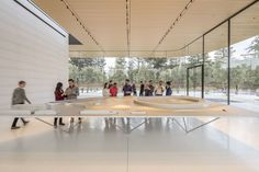 Apple Park Visitor Center - Picture gallery