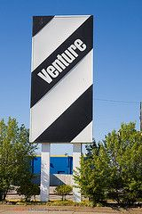 Venture store in the Chicago area. Was started by one of the Target founders. I was never in one but I've heard they were very similar to Target. By the late 90's they were losing customers to Target, KMart, and Wal Mart. They officially closed their doors on April 27, 1998. Most of their stores were bought up by KMart, Kohls, and Shopko.