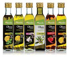 Oleje i oliwy smakowe